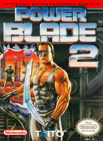 Power Blade II