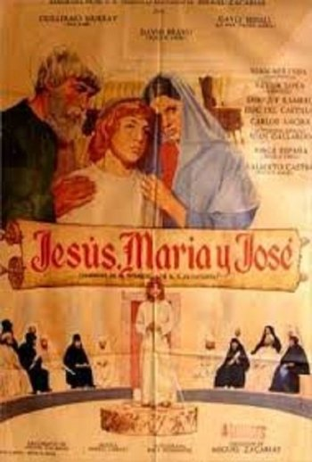 Jesús, María y José