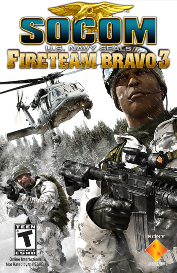 SOCOM: U.S. Navy SEALs - Fireteam Bravo 3