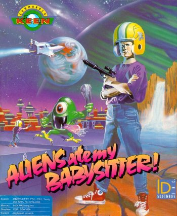 Commander Keen 6: Aliens Ate My Babysitter!