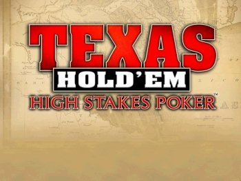 Texas Hold'em: High Stakes Poker