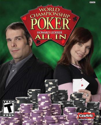 World Championship Poker Featuring Howard Lederer ALL IN