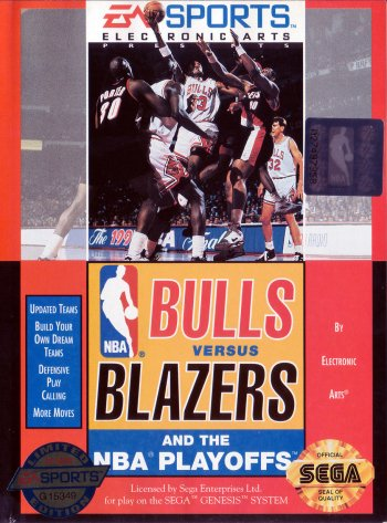 Bulls Versus Blazers and the NBA Playoffs