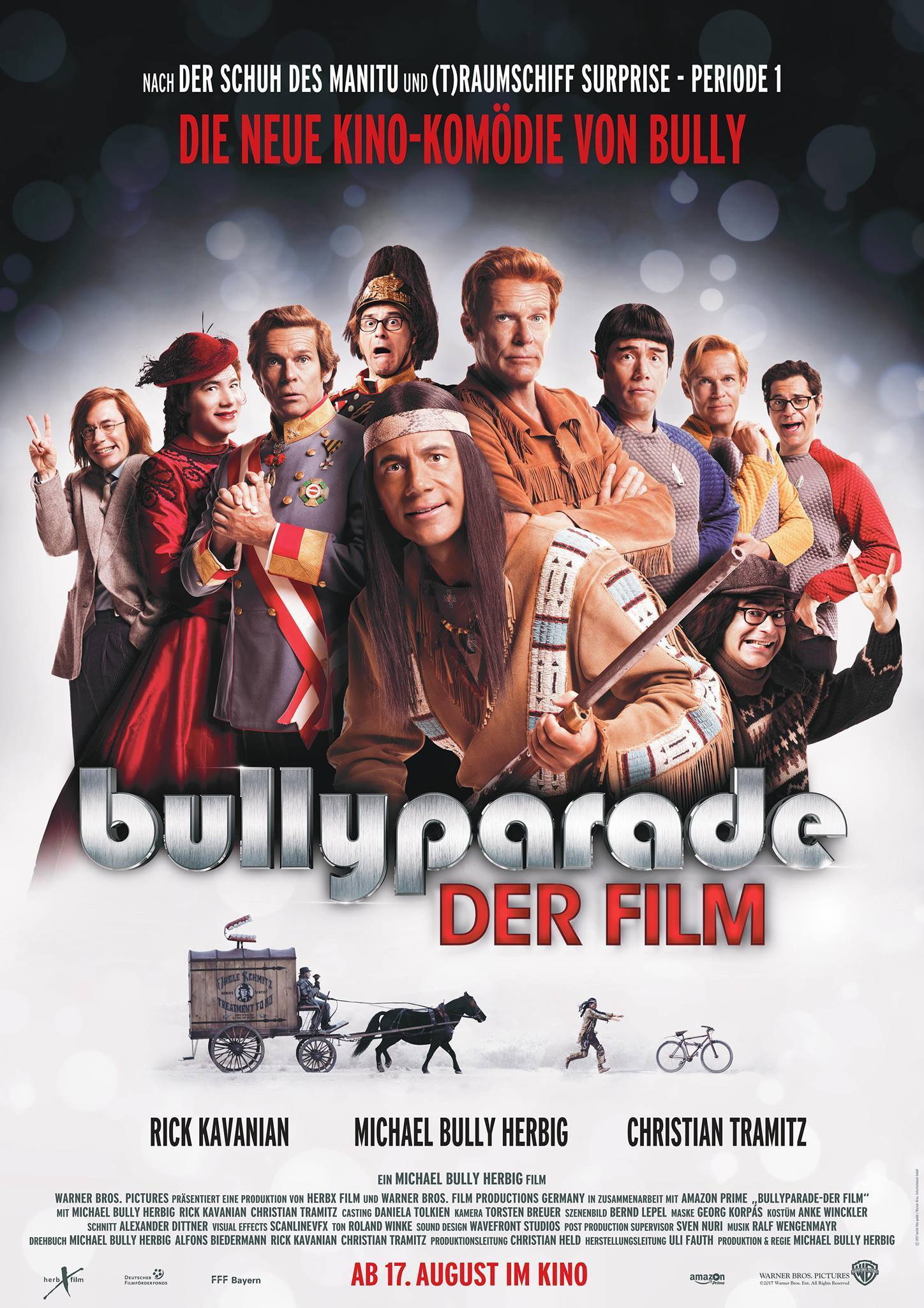 Bullyparade - Der Film Movie Poster - ID: 152880 - Image Abyss