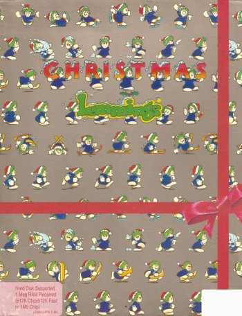 Lemmings X-Mas