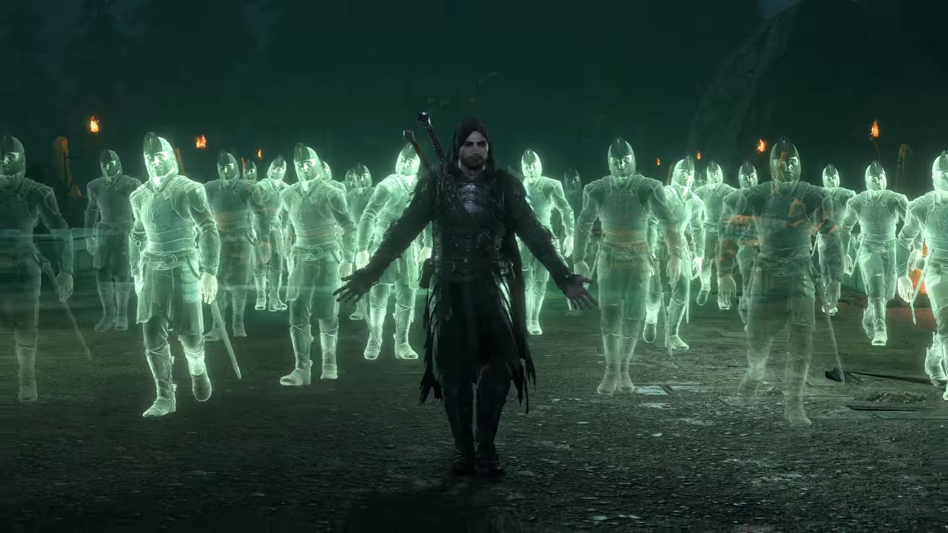 Shadow Of War Hd Wallpaper: Middle-earth: Shadow Of War Image