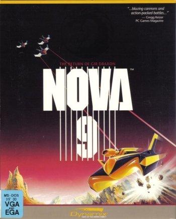 Nova 9: Return of Gir Draxon