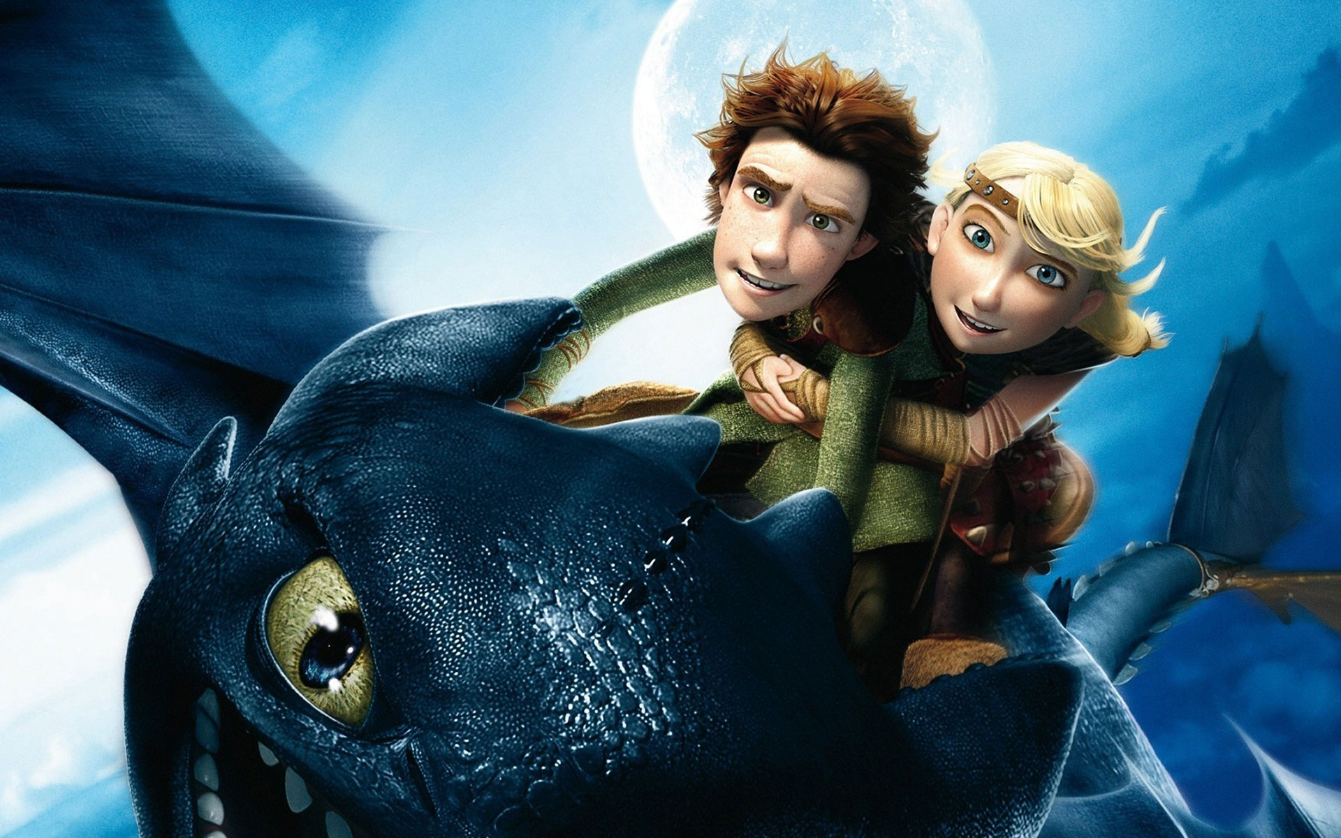 how to train your dragon - HD 1600×900