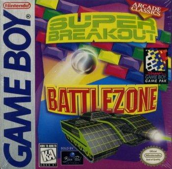 Arcade Classics: Super Breakout/Battlezone