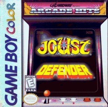Midway Presents Arcade Hits: Joust/Defender