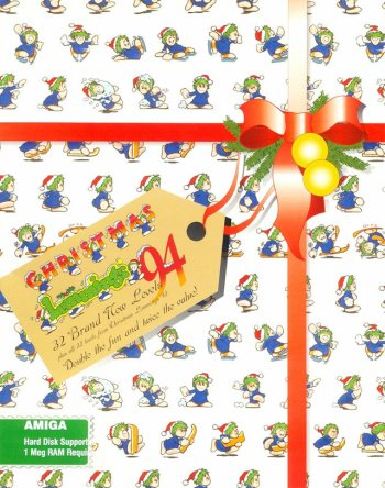 Christmas Lemmings 1994