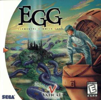 EGG: Elemental Gimmick Gear