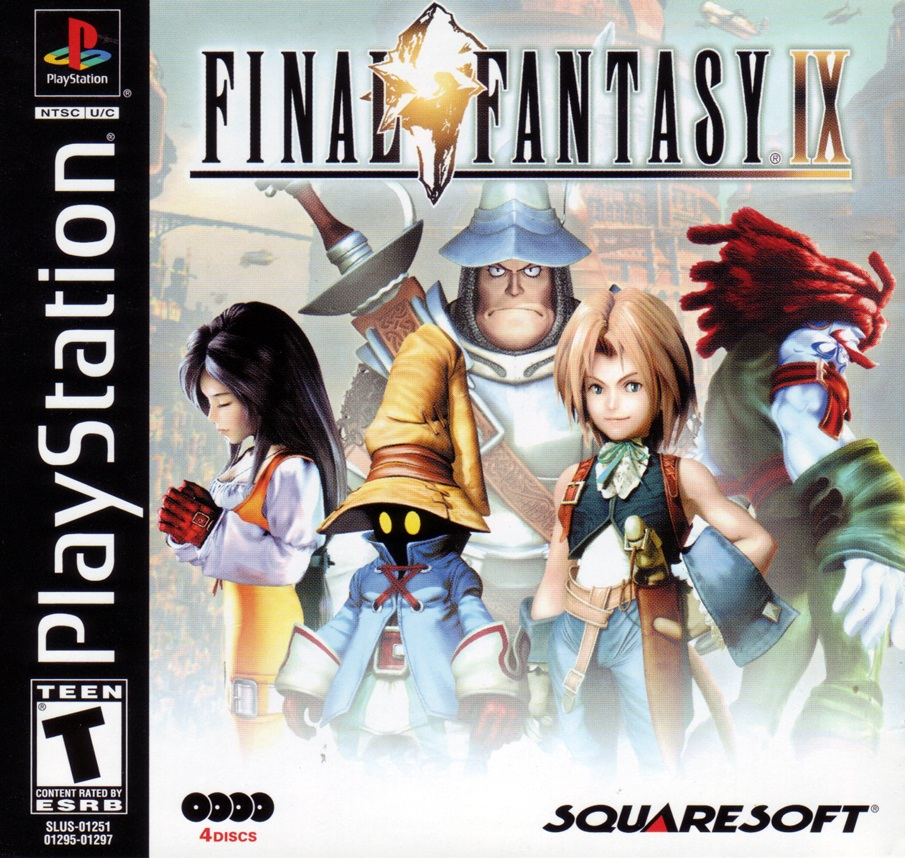 a review of my favorite play station two game final fantasy viii