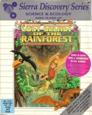 EcoQuest 2: Lost Secret of the Rainforest
