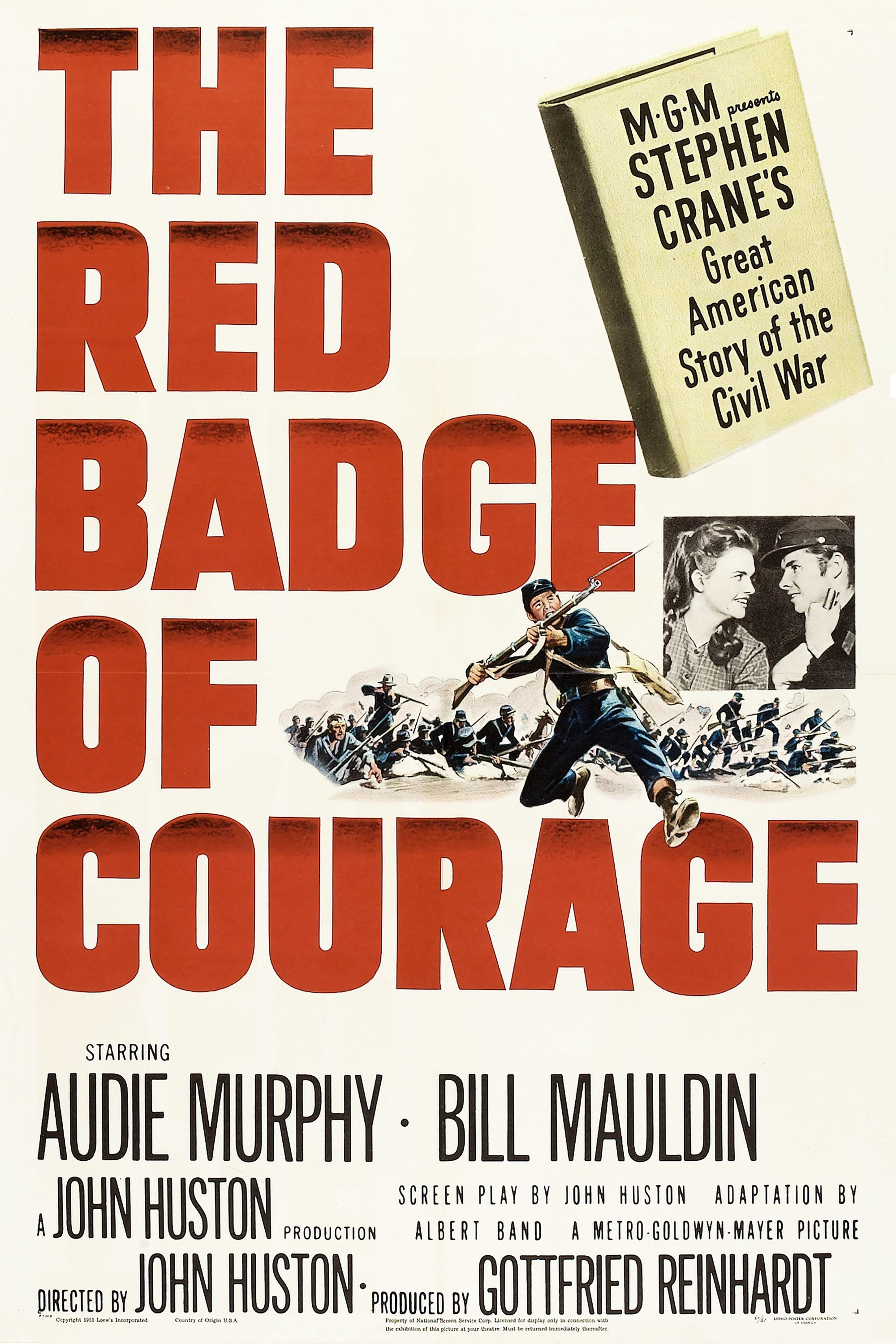 red badge of courage from coward