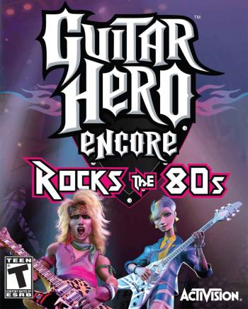 Guitar Hero Encore: Rocks the 80s