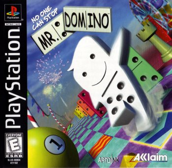 No One Can Stop Mr. Domino