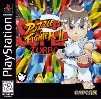 Super Puzzle Fighter II