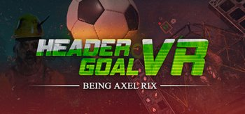 Header Goal VR: Being Axel Rix