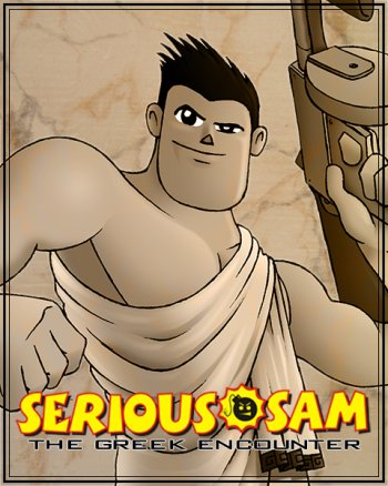 Serious Sam: The Greek Encounter