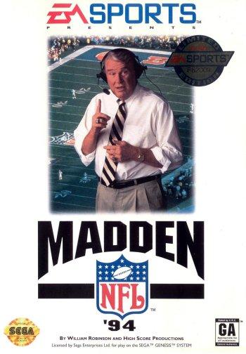 Madden NFL '94