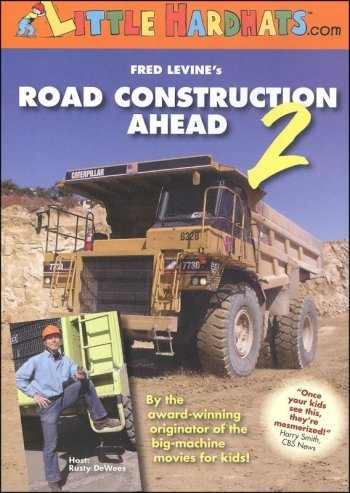 Fred Levine's Road Construction Ahead 2