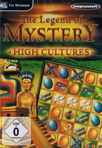 The Legend of Mystery - High Cultures