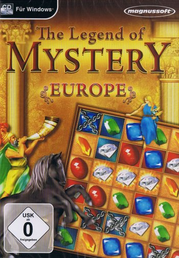 The Legend of Mystery - Europe