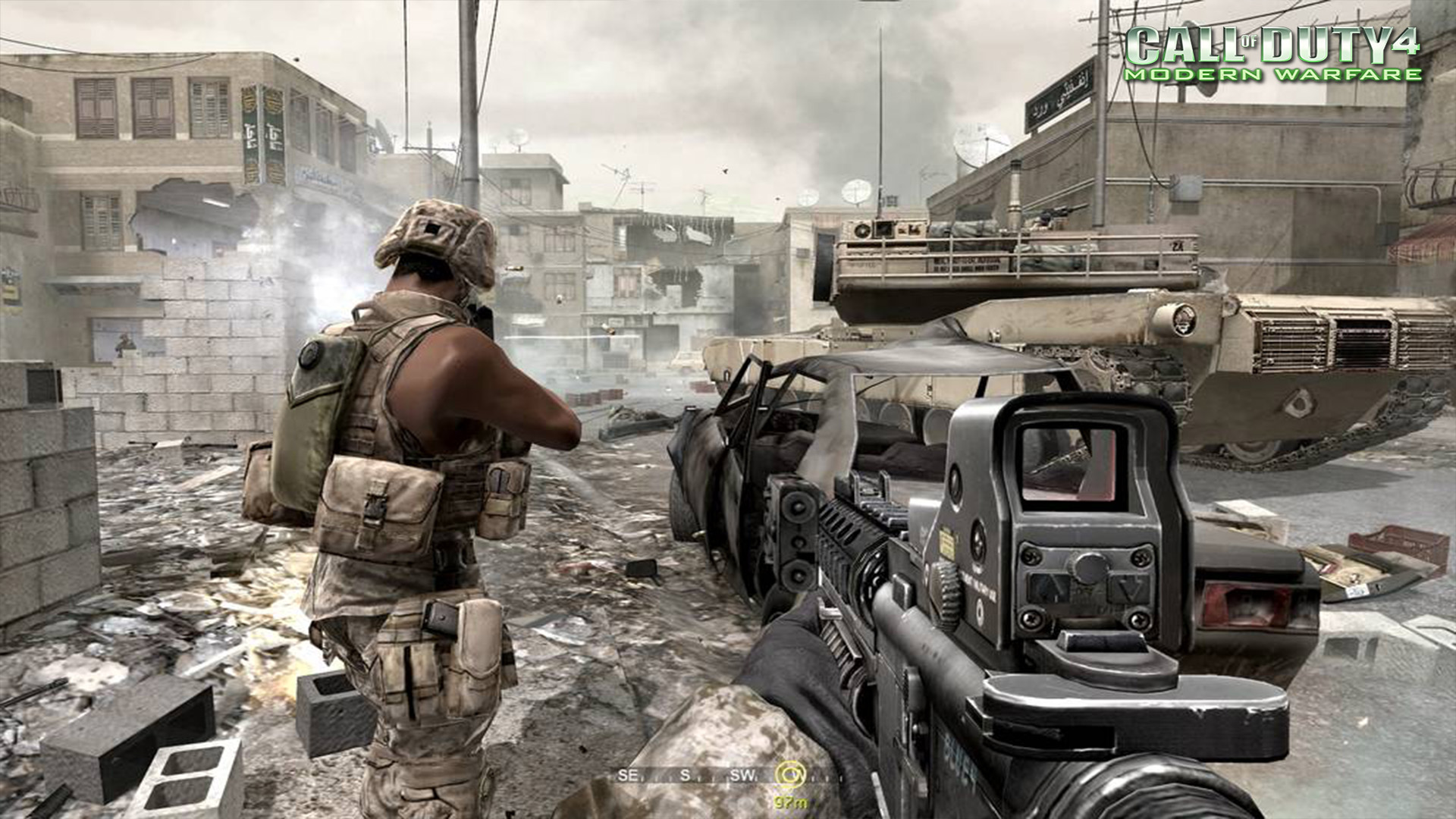 Call Of Duty 4: Modern Warfare Image - ID: 16257 - Image Abyss