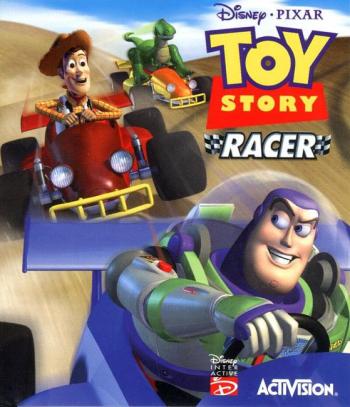 Disney/Pixar Toy Story Racer