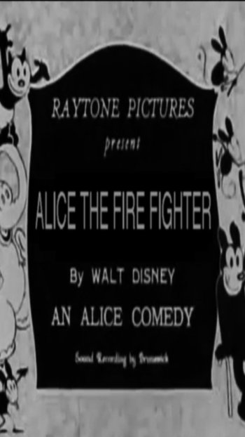 Alice the Fire Fighter