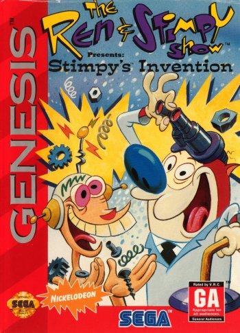 The Ren & Stimpy Show Presents: Stimpy's Invention