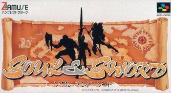Soul & Sword