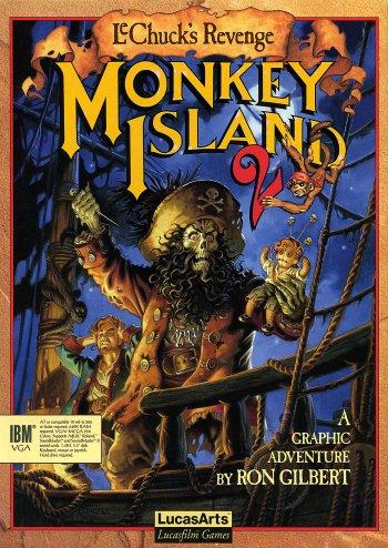 Monkey Island II: LeChuck's Revenge (1991)