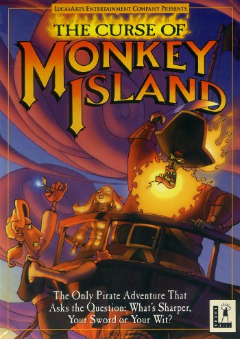 Monkey Island III: The Curse of Monkey Island