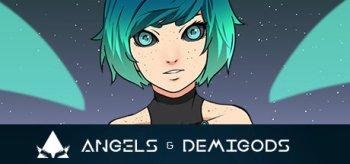 Angels & Demigods - SciFi VR Visual Novel