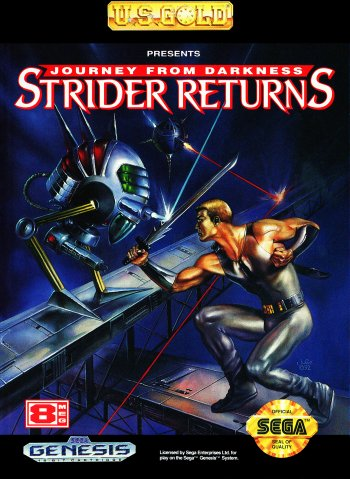 Strider Returns