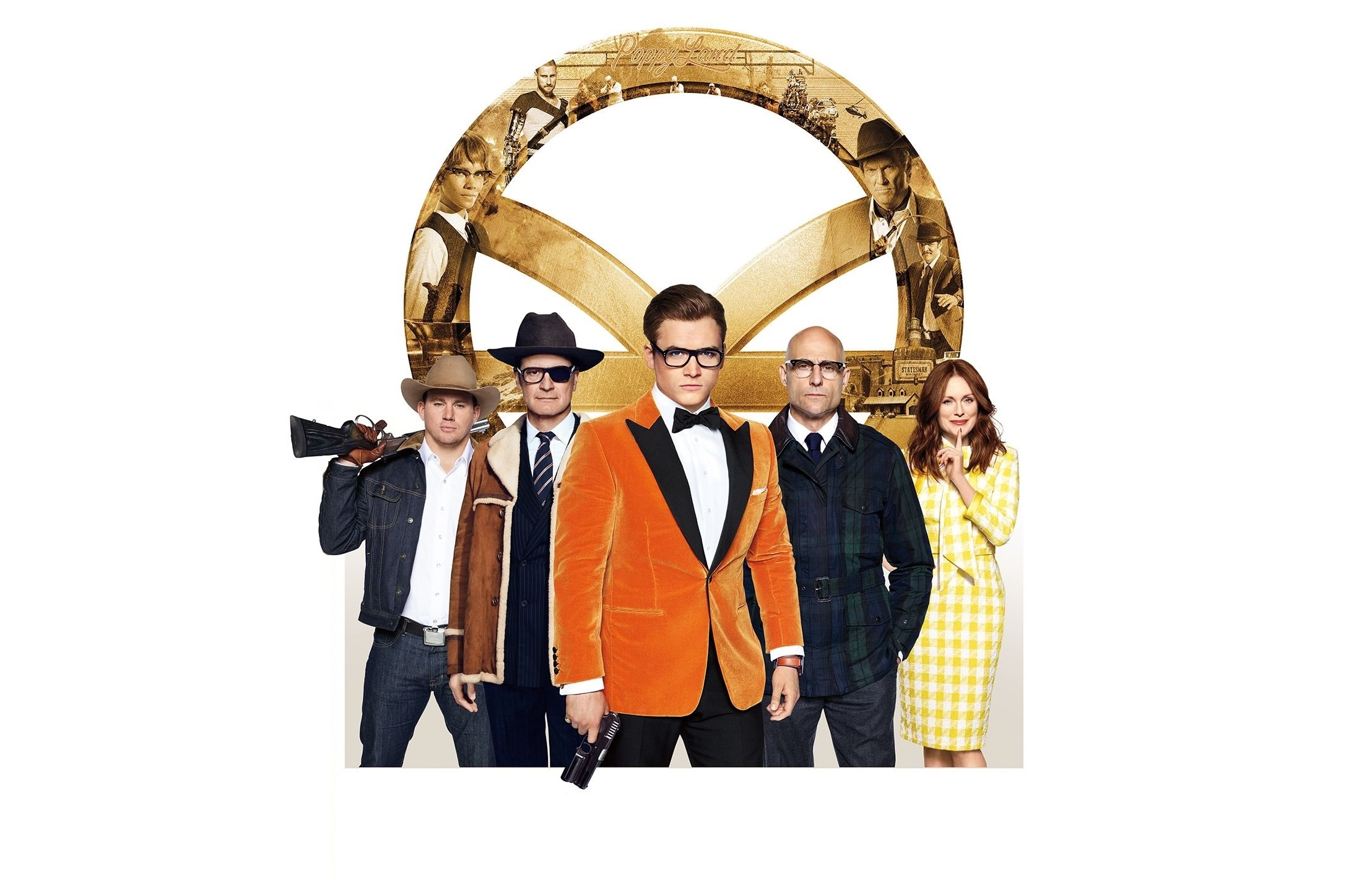 Kingsman The Golden Circle Wallpaper: Kingsman Image