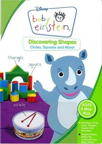 Baby Einstein: Discovering Shapes
