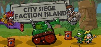 City Siege: Faction Island