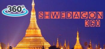 Shwedagon Pagoda 360 (Burma)