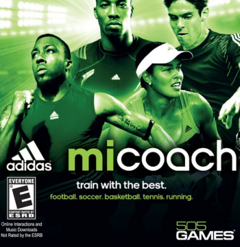 miCoach by adidas