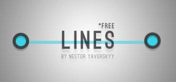 Lines Free by Nestor Yavorskyy