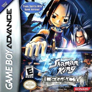 Shaman King: Legacy of the Spirits, Sprinting Wolf