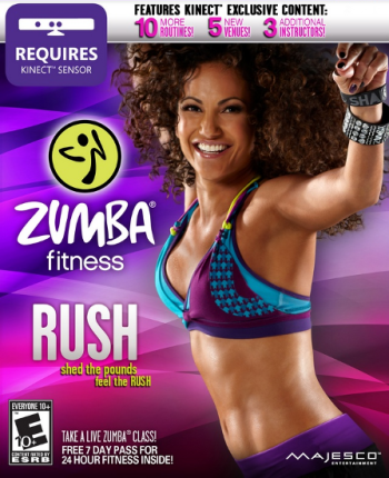 Zumba Fitness Rush
