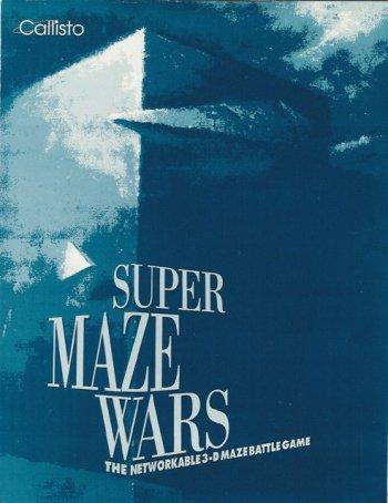 Super Maze Wars