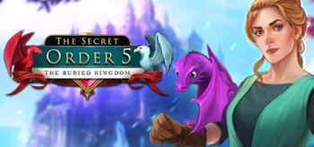 The Secret Order 5: The Buried Kingdom