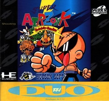 Super Air Zonk: Rockabilly-Paradise