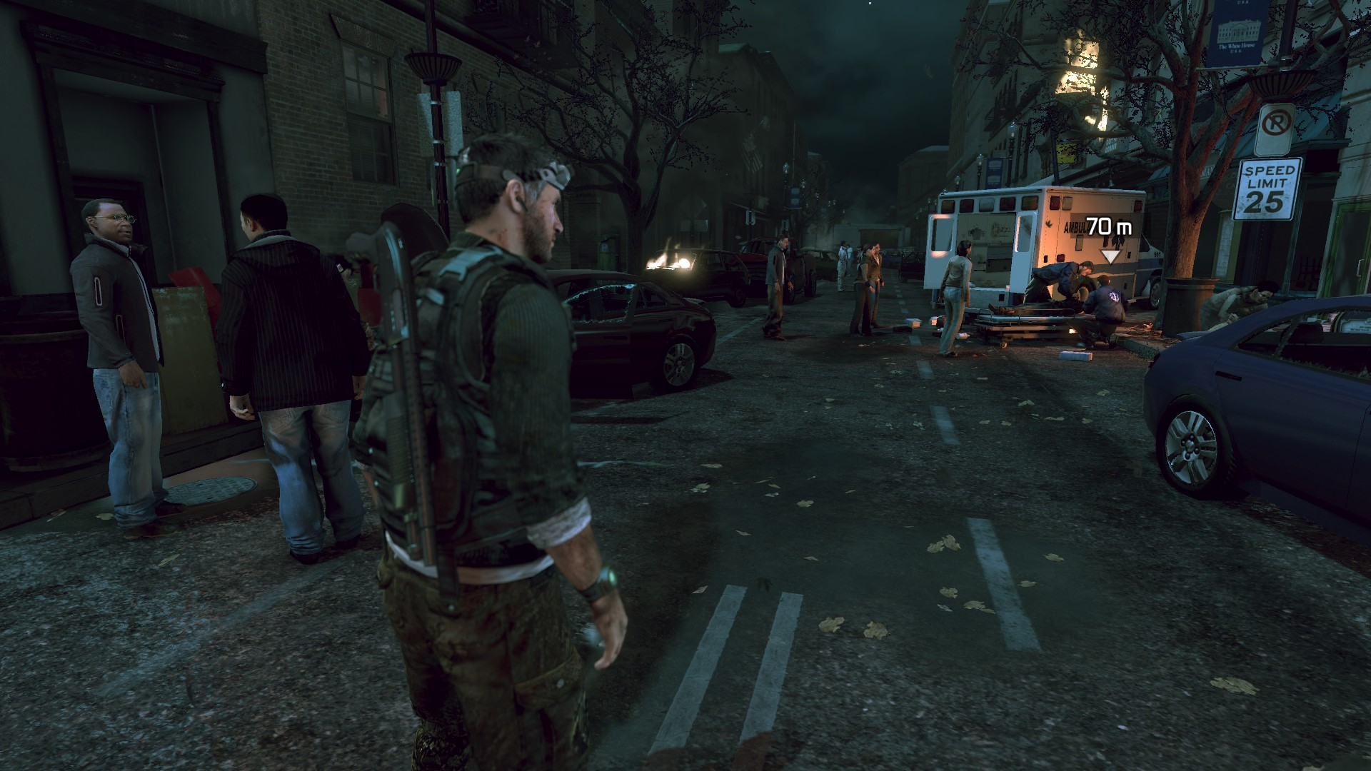 Tom Clancy S Splinter Cell Conviction Image Id 17400 Image Abyss