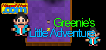 Greenie's Little Adventure
